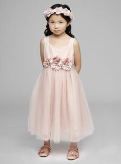 Pretty flower girl dress about 100 from uk weddings pinterest layla blush flower girl corsage dress mightylinksfo