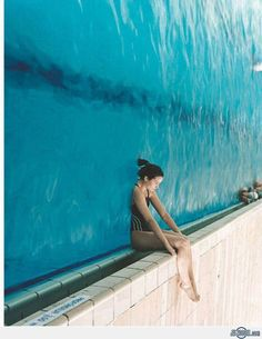 Water Wall 90 degrees Optical Illusion