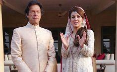 Imran Khan, Second Wife Reham Khan Divorce With Mutual Consent