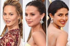 The Oscars red carpet isn't exactly known as the time for experimentation. But this year, the stars brought their beauty A game in the form of intricate braids, emerald eyes, and structured updos that were anything but boring. Here...