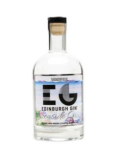 Edinburgh Seaside Gin (botanicals include seaweed, ground ivy and scurvy grass)