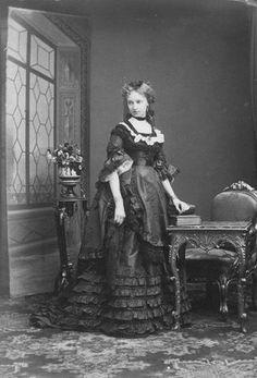 Countess Zofia Zamoyska (1851-1927) née Countess Zofia Potocka