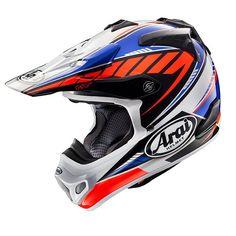 #Arai #MX-V #Rumble #Blue #Motocross #Helmet Buy yours on www.helmade.com