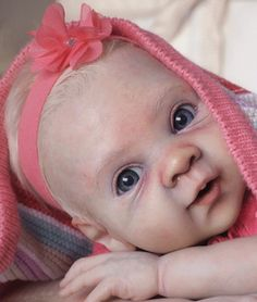 MELISSA GEORGE Reborn Baby PROTOTYPE Sienna-Leigh **EXTREMELY DETAILED** | eBay