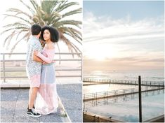 Abigail & Angelo | Engagement Shoot | Sea Point | Cape Town