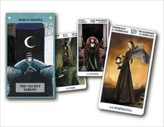 Amazon.co.jp: Secret Tarot: Marco Nizzoli: