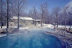 Camp David (Presidential Retreat) - Thurmont, Maryland