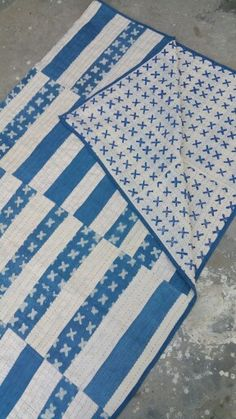 Love and kisses. The Stitching Project Picnic Blanket, Outdoor Blanket, Local Women, Hand Spinning, Hand Stitching, Kisses, Indigo, Hand Weaving, Textiles