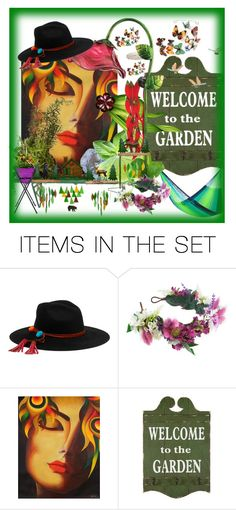 """The Garden"" by bren-johnson ❤ liked on Polyvore featuring art"
