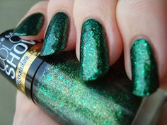 Maybelline Brocades - Emerald Elegance *click for more*