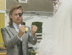 Patch and Kayla's wedding on Days of Our Lives #days #dool