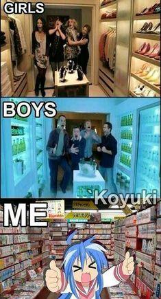 Trendy Memes Anime Otaku So True Anime Meme, Otaku Meme, Marchandise Anime, Funny Anime Pics, Real Anime, Anime Expo, Anime Boys, Otaku Issues, Memes Humor