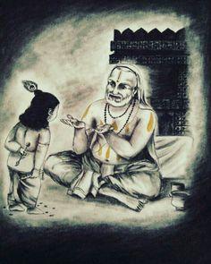Krishna Leela, Radha Krishna Pictures, Krishna Photos, Krishna Radha, Lord Murugan Wallpapers, Lord Krishna Wallpapers, Tanjore Painting, Krishna Painting, Hanuman Pics