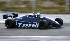 Brian Henton, Dijon-Prenois 1982, Tyrrell 011