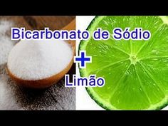 Benefícios do Bicarbonato de Sódio com Limão