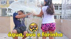 DESAFIO DO BALÃO COM MEU PAI! -  JULIANA BALTAR