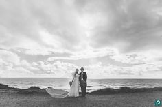 Romantic wedding portraits. This photo was taken at Barton-on-Sea in Dorset.    Creative wedding photography by Dorset based wedding photojournalist and documentary photographer.