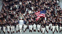 Team USA - Sochi Winter Olympics Opening Ceremony  NBC Olympics