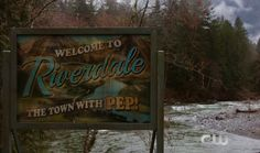 Welcome to a town where everything is perfect, but nothing is as it seems. Riverdale premieres tomorrow at 9/8c on The CW!