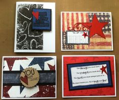 Cards for deployed military