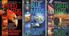 Kim Stanley Robinson Mars Trilogy