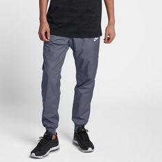 50039784e4ac1f NWT Men s Nike Windbreaker Windrunner Jogging Pants Carbon Grey 898403-O13  Sz XL  Nike