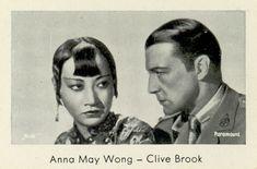 Anna May Wong (1905 - 1961), урождённая Вонг Лю Цон (кит. 黃柳霜, англ. Wong Liu Tsong)