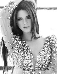 Kendall Jenner (Kendall Nicole Jenner) Born in Los Angeles, California (USA) on November 3, 1995