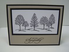 stampin up sympathy - Yahoo Image Search Results