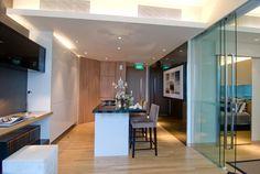 THE GLAS S DOOR One Room Apartment Interiors