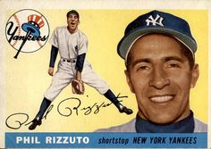 Phil Rizzuto 1955 Topps #189