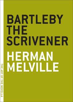 Bartleby the Scrivener by Herman Melville (~)