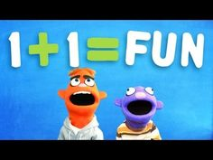 1 + 1 = FUN ! (Counting Song For Kids ♫)