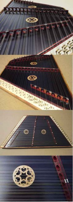 hammered dulcimer made by michael c allen cloud nine musical instruments