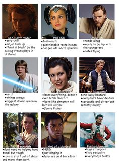 Tag yourself I'm Uncle Obi