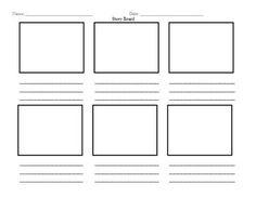 Free Storyboard Templates Pdf Doc  Psd  Ginva
