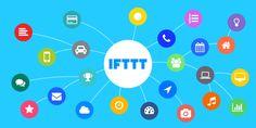 Multiplication des usages des objets connectés grâce à la plateforme IFTTT