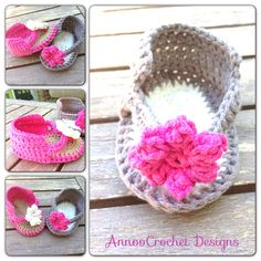 Little Lady Booties Pattern