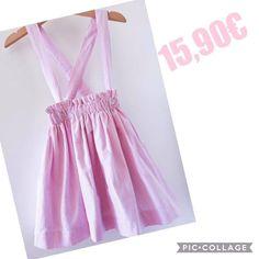 #lollypoproupainfantil#saia#skirt#menina#girls#fashiongirl#spring#summer#handmade#madeinportugal#pink#corderosa#riscasrosa#sales#promotions#saldos# Sale Promotion, Summer Dresses, Formal Dresses, Pink, Spring Summer, Skirts, Handmade, Fashion, Summer Sundresses
