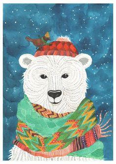 Oana Befort Polar Bear