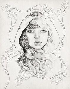 martine johanna - nice portraits