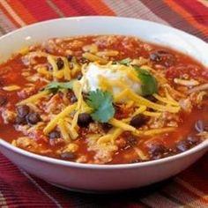 Really good chili recipe