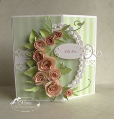 gorgeous handmade card