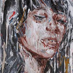 Les peintures de John Copeland !