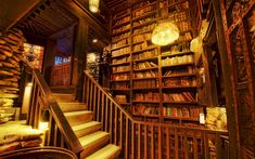 books' House' library' stairs'Other2560x1600wallpaper