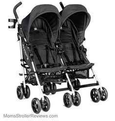 New Baby Jogger Vue Double Stroller for 2015