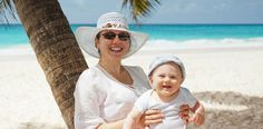 Discover the most child-friendly beaches in #Barbados