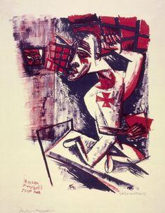Between Art and Politics: Hans Richter's Germany | LACMA Dada Artists, Hans Richter, World War I, Wwi, First World, Art Museum, Germany, Politics, Fictional Characters