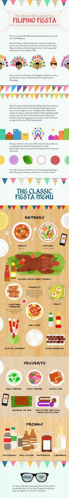 Conyo Kid's Guide to a Filipino Fiesta Philippines Culture, Filipino Culture, Fiesta Theme Party, World Thinking Day, Teaching Career, Filipino Recipes, Filipino Food, Trouble, Tagalog