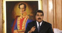 """¡PIDIENDO CACAO! Maduro a Lorenzo Mendoza: """"pasemos la página, vamos a trabajar por el país"""""""